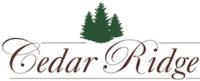 Cedar Ridge NC Logo