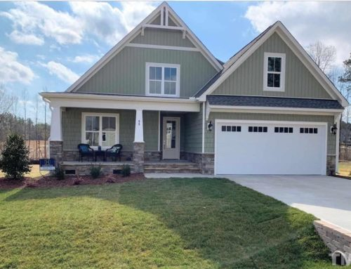 Move-In Ready Homes from Heritage Construction