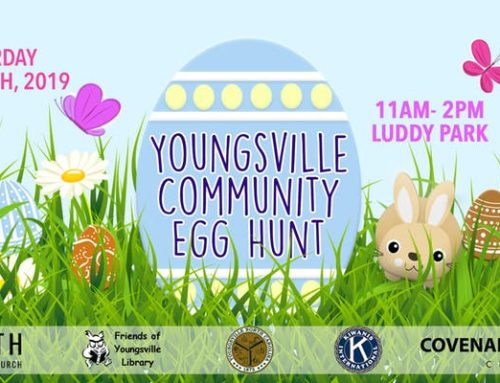 Celebrate Spring with an Egg Hunt