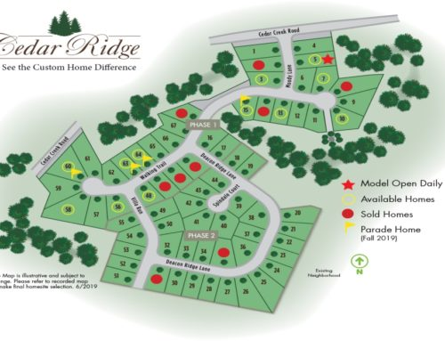Explore our Site Plan