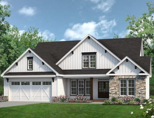 The Brittany Plan to be Featured During Upcoming Parade of Homes