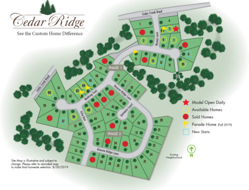 Nestled in the Countryside North of Raleigh: Explore Cedar Ridge