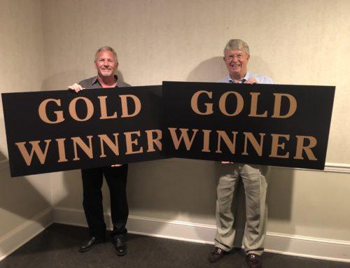 Cedar Ridge Receives Two Gold Parade of Homes Awards