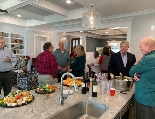Homeowner Holiday Open House