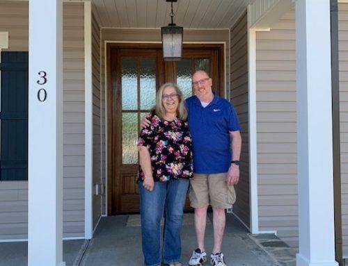 Cedar Ridge Homeowners Found Their Forever Home