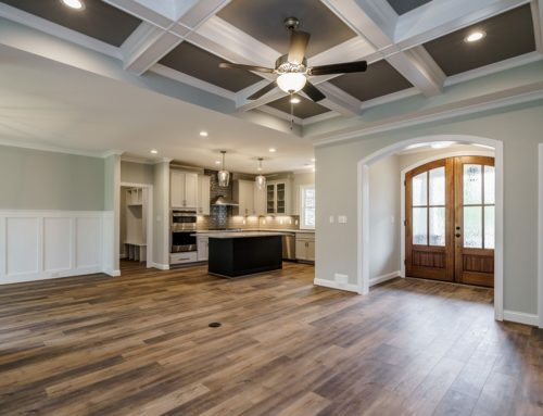 You'll Love this Award-Winning Ranch Plan Featuring Zero Entry Areas!